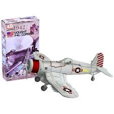 Karinis lėktuvas surinkimui JOK Vought F4U Corsair PTP02591