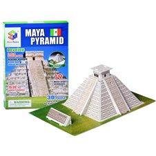 Erdvinė dėlionė JOK Majų Piramidė 3D 19vnt PTP02601