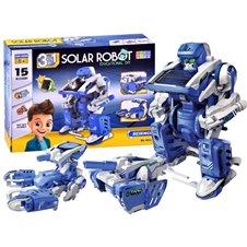 Edukacinis roboto rinkinys JOK Solar Robot 3in1 PTP02920