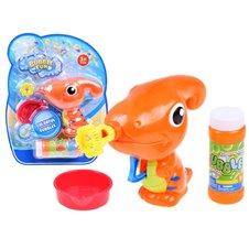 Dinozauras JOK pučiantis muilo burbulus PTP03115 Orange
