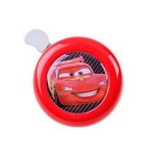 Varpelis dviračiui Cars raudonasPTP00597