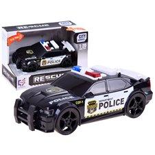 Policijos automobilis JOK su garsais PTP03219