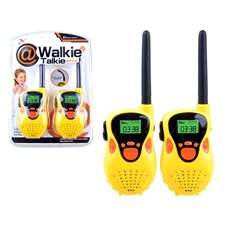 Radijo imtuvai JOK Walkie Talkie 2vnt PTP03352 Yellow