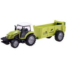 Žaislinis traktorius JOK su priekaba PTP03433