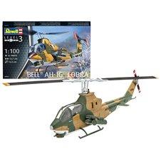 Sraigtasparnis Revell  AH-1 COBRA 1:100 RV0017