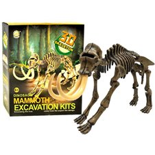 Mamuto skeleto rinkinys JOK 3D Skeleton PTP01777 B