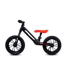 Balansinis dviratis SAULĖS VAIKAS Racer Black