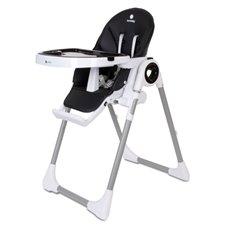 Maitinimo kėdutė Saulės Vaikas 6mėn+ Fidi Love Black