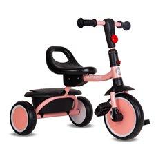 Triratukas SAULĖS VAIKAS Easy Rider Pink