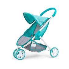 Lėlių vežimėlis M&M Susie Prestige Mint