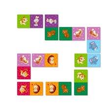 Žaidimas Dodo Gyvūnų domino