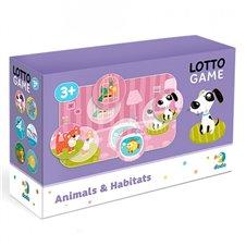 Žaidimas Dodo Gyvūnų loto