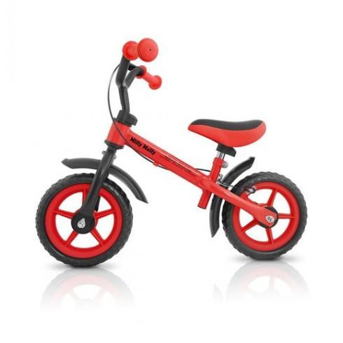 Balansinis dviratukas su rankiniu stabdžiu Milly Mally Drakonas