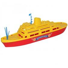 Kruizinis laivas maudynėms WADER QT Transantlantic 45cm