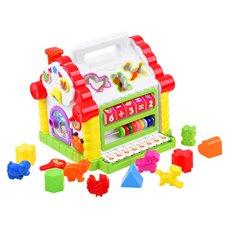Interaktyvus namelis JK Colorful house PTP00024
