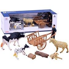 Ūkio figūrėlių rinkinys JK Farm Life PTP02606