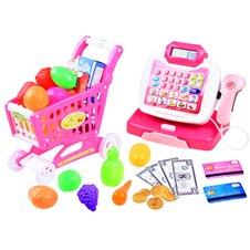 Kasos aparatas JK su priedais PTP03882 Pink