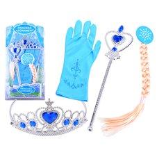 Princesės rinkinys JK Frozen PTP03967 Blue