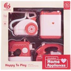 Namų prietaisų rinkinys MEGACREATIVE Home Appliances 4in1 459220