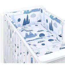 Apsauga lovytei MAMO-TATO Mašinėlės 180x30