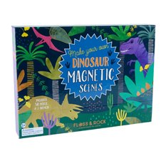 Magnetinis žaidimas F&R Dinozauras