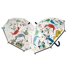 Magiškas skėtis F&R Burtai