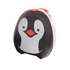 Mokomasis nešiojamas naktipuodis MCP Pingvinas