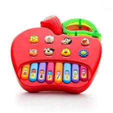 Edukacinis pianinas Euro Vaikas Obuolys 615186