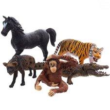 Gyvūnų figūrėlių rinkinys Euro Vaikas 0923721