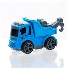 Žaislinė mašina Euro Vaikas My Metal 0554003