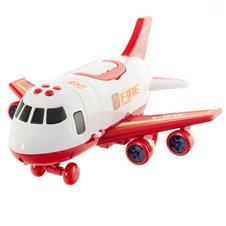 Lėktuvas Euro Vaikas su efektais Fire