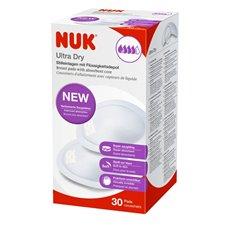 Krūtų pagalvėlės NUK Ultra Dry 30vnt 10252123