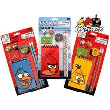Angry Birds HIT Zestaw szkolny ołówek notes PTP00947