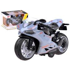 Diecast model Motocykl z naciągiem zabawka PTP03933 A