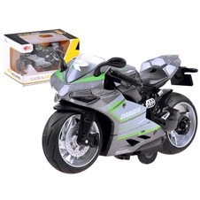 Diecast model Motocykl z naciągiem zabawka PTP03933 C
