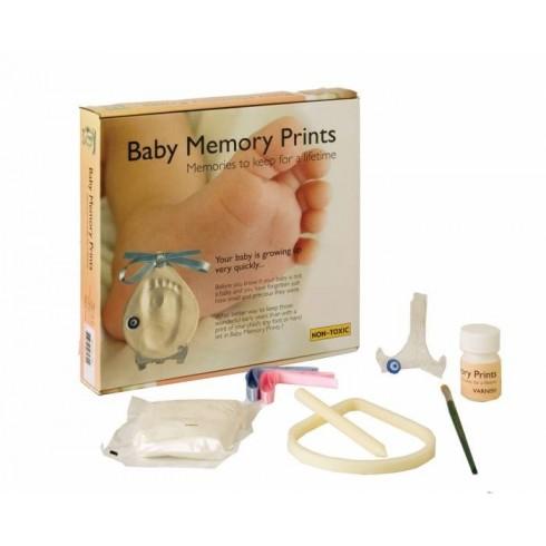 Atspaudas Baby Memory Prints