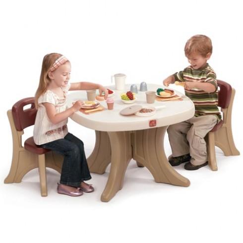 Stalo ir kėdučių rinkinys Step2 8968