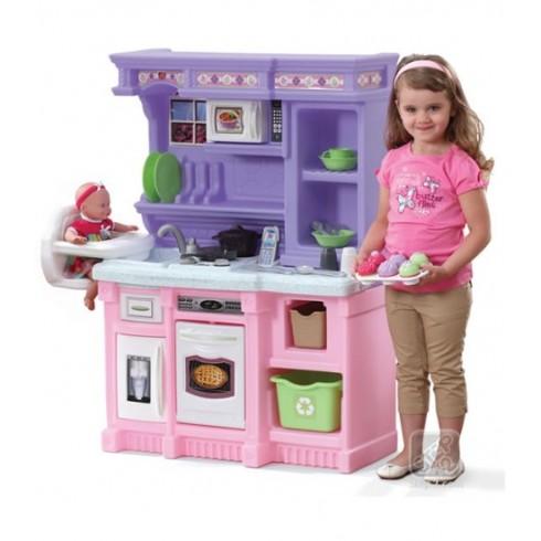 Virtuvėlė Step2 Mažojo kepėjo 8251