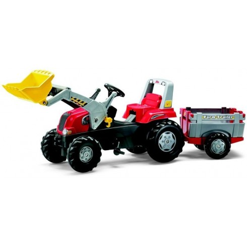 Minamas traktorius Rolly Toys 811397