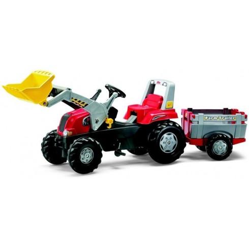 Трактор На Педалях Rolly Toys 811397
