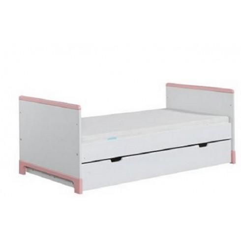Lovytė Pinio Mini su stalčiumi 140x70