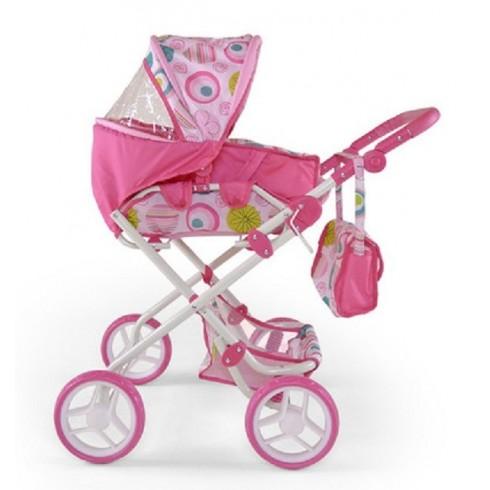 Lėlių vežimėlis M&M Paulina 2014