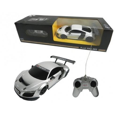 Rastar automodelis valdomas Audi R8 LMS, 1:24, 46800