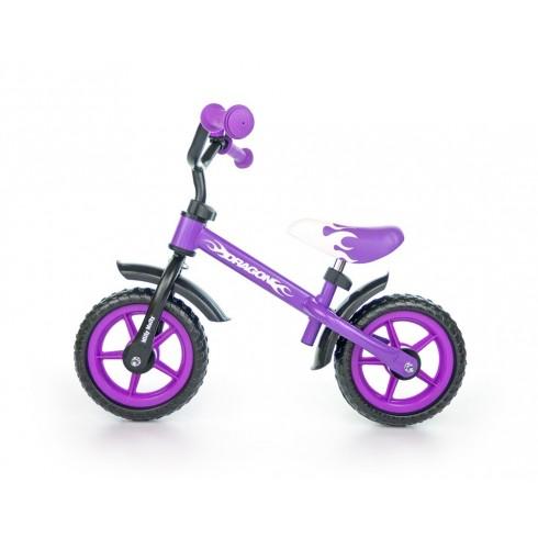 Balansinis dviratukas su rankiniu stabdžiu M&M Drakonas