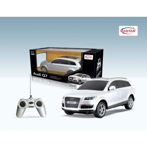 Rastar automodelis  Audi Q7 1:24