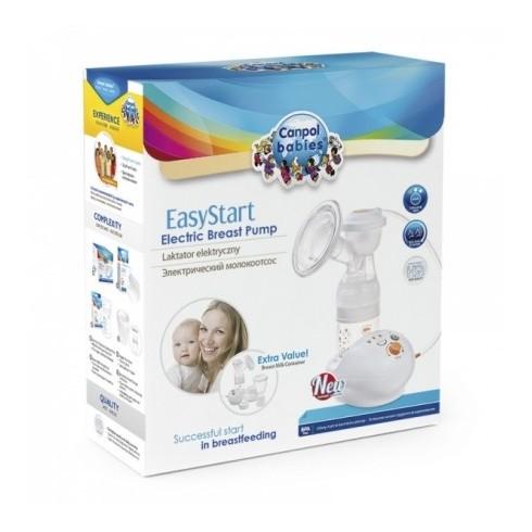 Elektroninis pientraukis CANPOL EasyStart su priedais 12/201