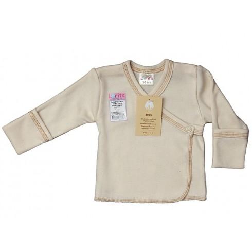 Ekologiškos medvilnės marškinėliai Lorita 206