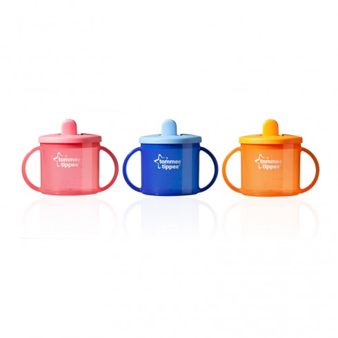 Gertuvė Tommee Tippee First cup nuo 4 mėn 190ml