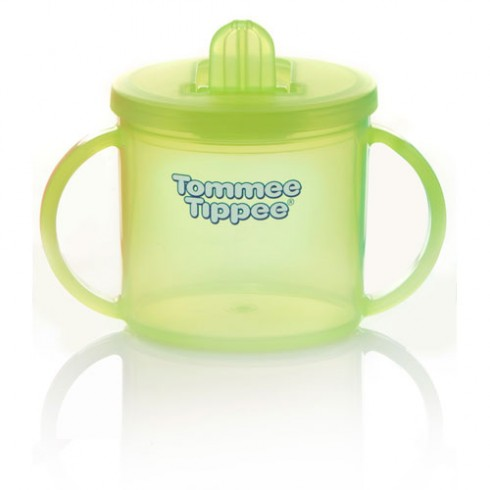 Tommee Tippee gertuvė First cup nuo 4 mėn 150ml