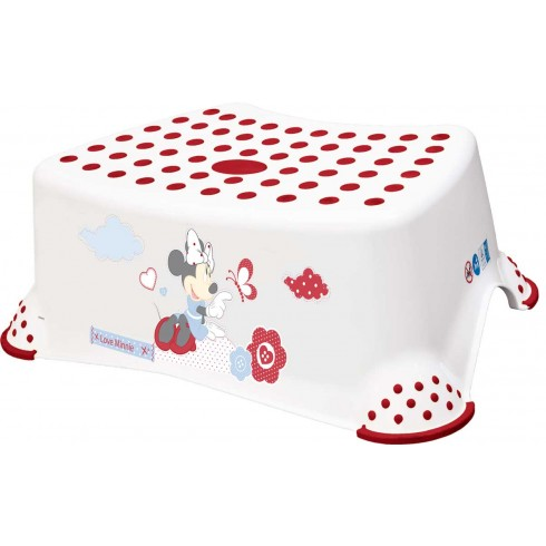 Laiptelis OKT KIDS  lMinnie white 8445